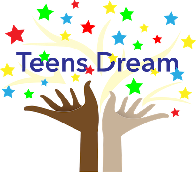 Teens Dream Co Lab  is a collaborative of teens and adults who encourage teens globally to be change agents in their communities, and the world!